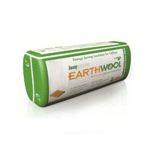 KNAUF Earthwool R4.0 430 Ceiling Batts (8.98sqm per pack)