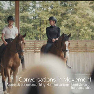 Hermès: Conversations in movement