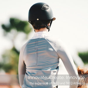 Innovate. Create. Innovate: TKEQ Athletics