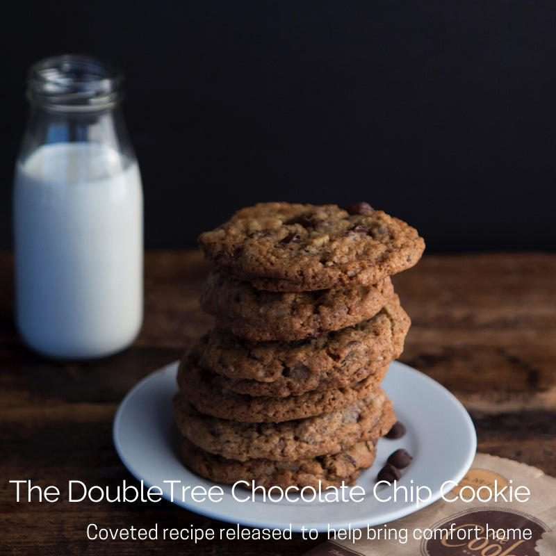 Horse Show Travel May Be Suspended, but you can now make the iconic DoubleTree Hotel Chocolate Chip Recipe in your home kitchen