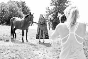 Creating the Intersection between Fashion and Equestrian Photography: Heidi Niemala