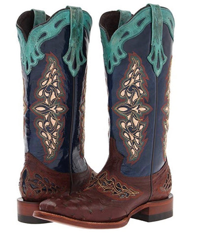 Luchhese Western Boots