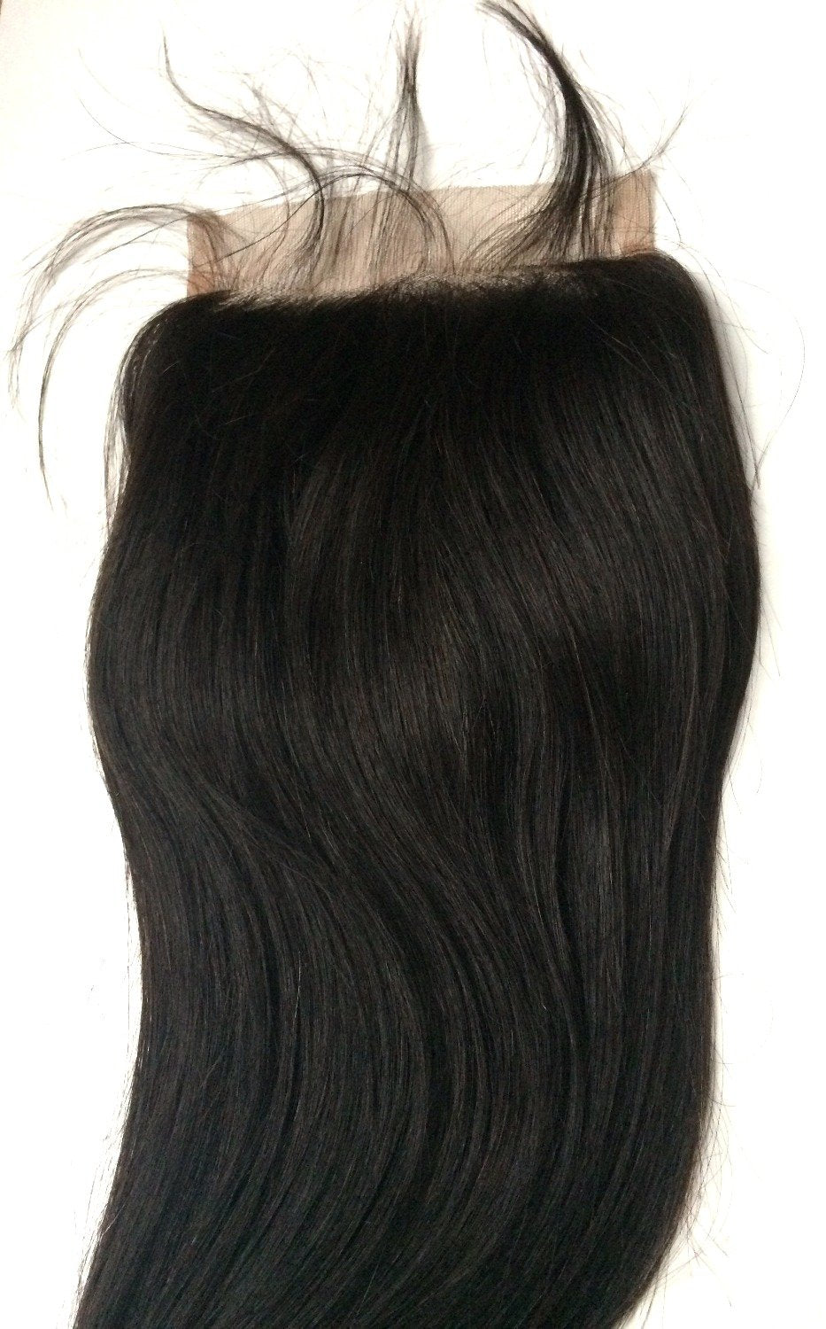 Relaxed Straight (Kinky Straight) Lace Closure 5x5