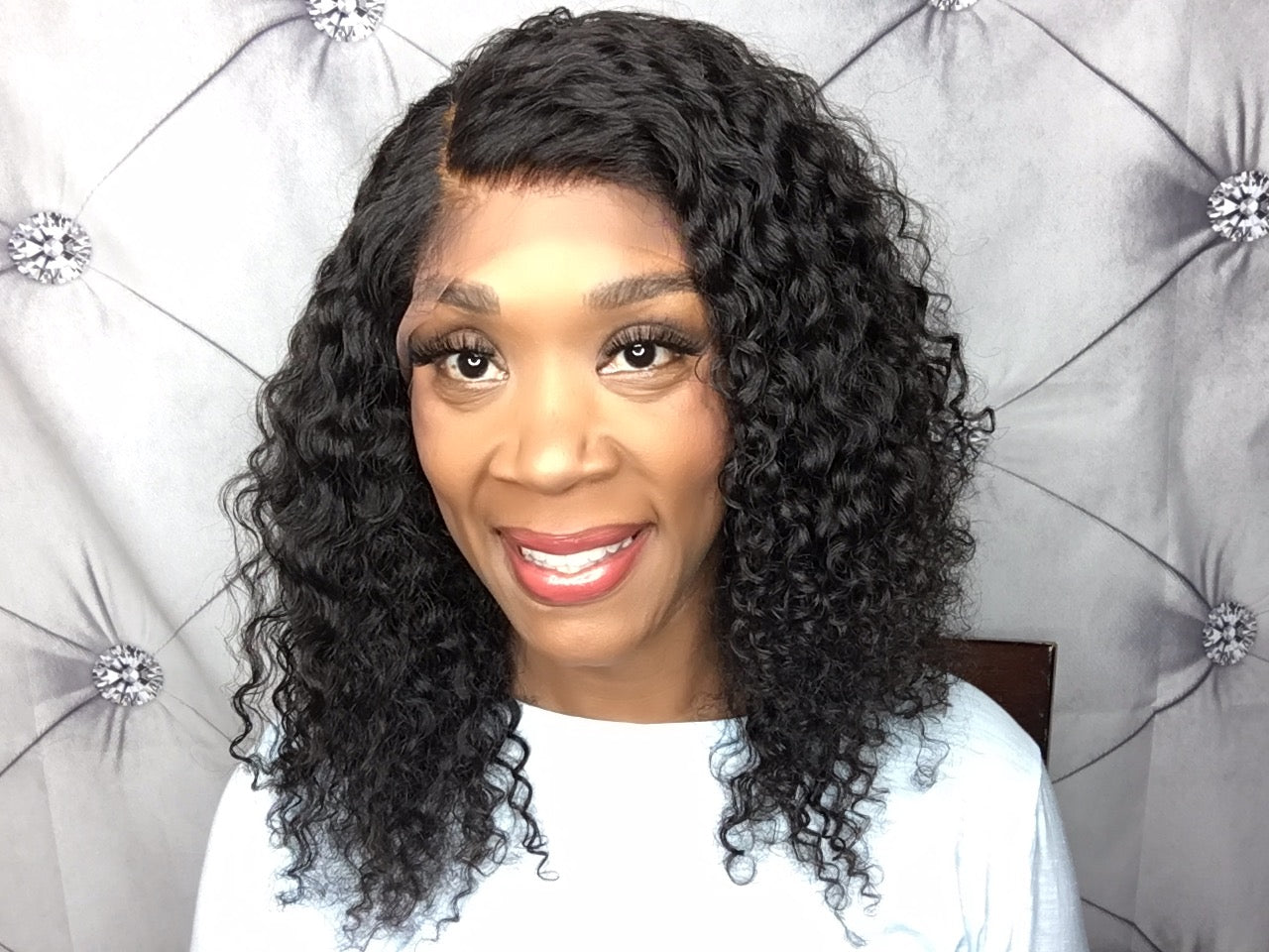 Andrea CURLY FULL LACE WIG