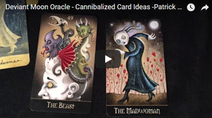 Cannibalized Cards-The Abandoned Oracle