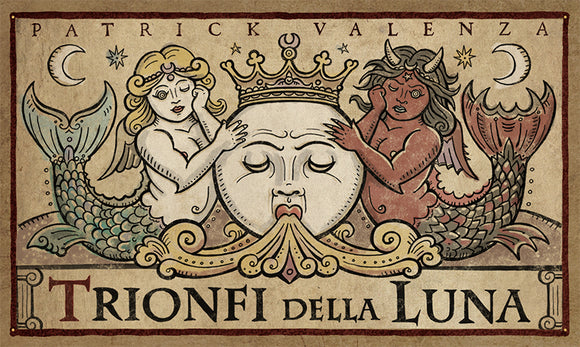 Trionfi della Luna-2nd Edition 2019 NOW SHIPPING