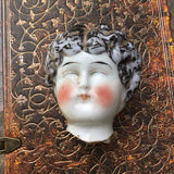 FRAN'S HEAD (1860s China Doll Piece)