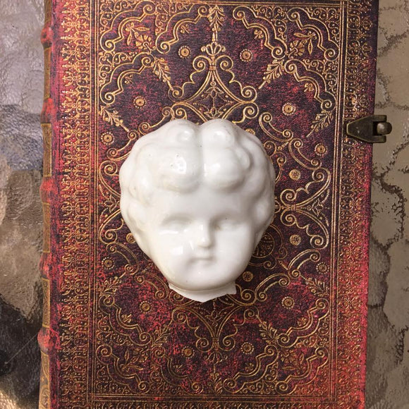 VIVIAN'S HEAD (1860s China Doll Piece)
