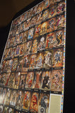 Deviant Moon Tarot-UNCUT SHEET (Signed)