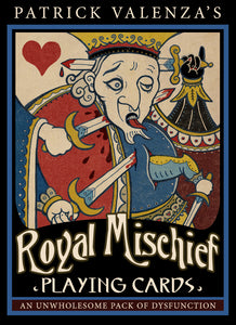 Royal Mischief Playing Cards (2nd Edition)