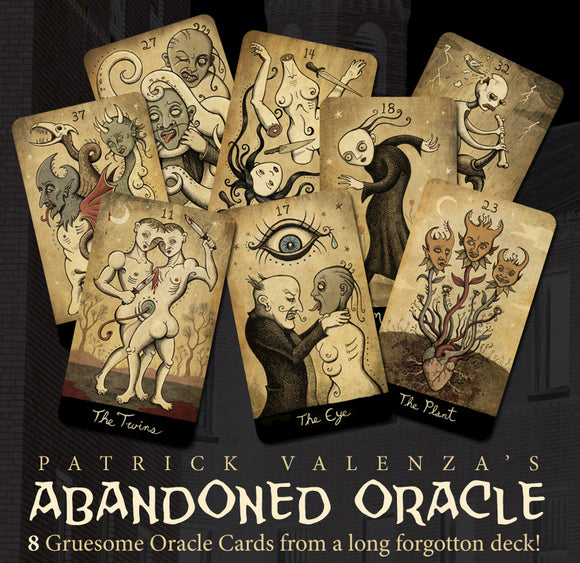 Abandoned Oracle Collection!-8 Card Prototype Pack