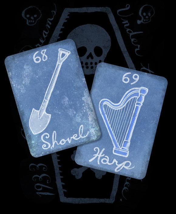 Shovel & Harp Bonus Cards (SEANCE EDITION))