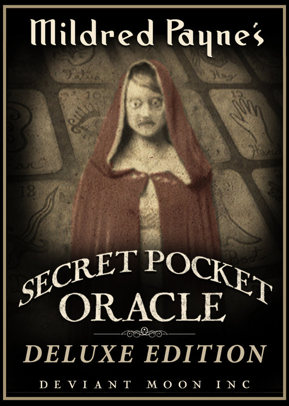 Mildred's Secret Pocket Oracle DELUXE 2020 Edition!