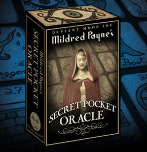 Mildred Payne's Secret Pocket Oracle-2nd Edition-ORIGINAL Mini Sized cards