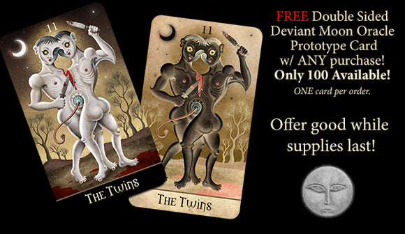 FREE Deviant Moon Oracle Prototype Card