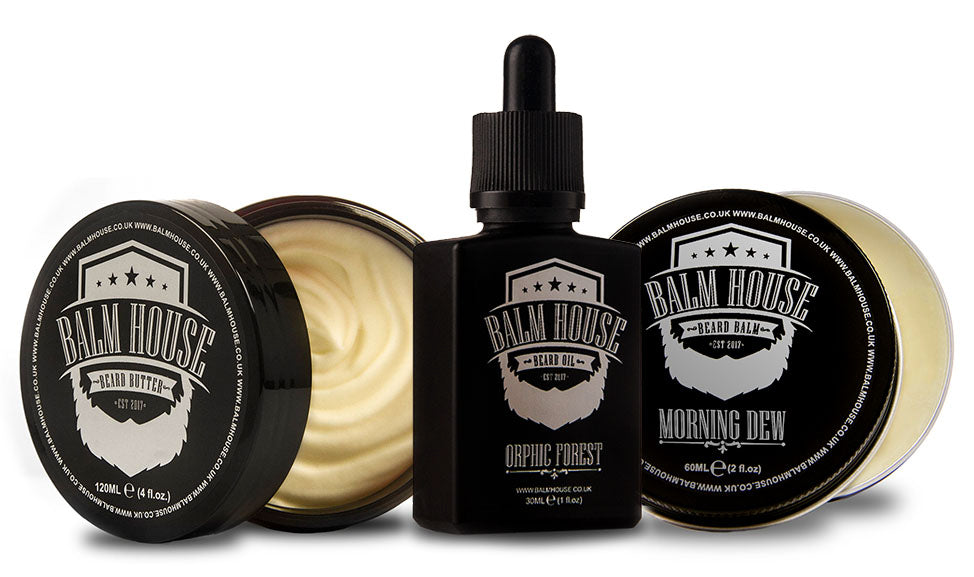 About Balm House Beard Care