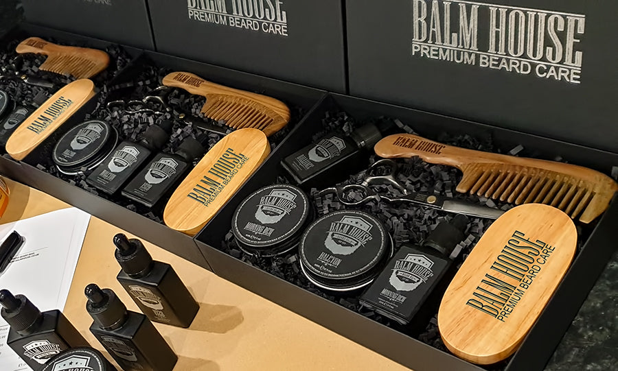 Best Beard Gift Set UK