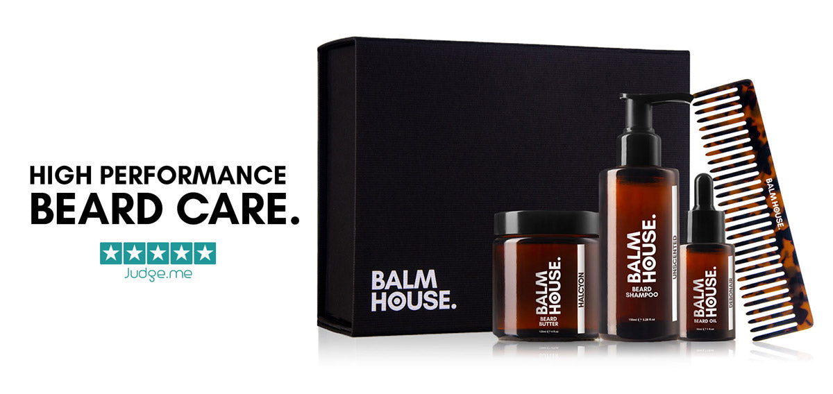 High Performance Beard Care Products