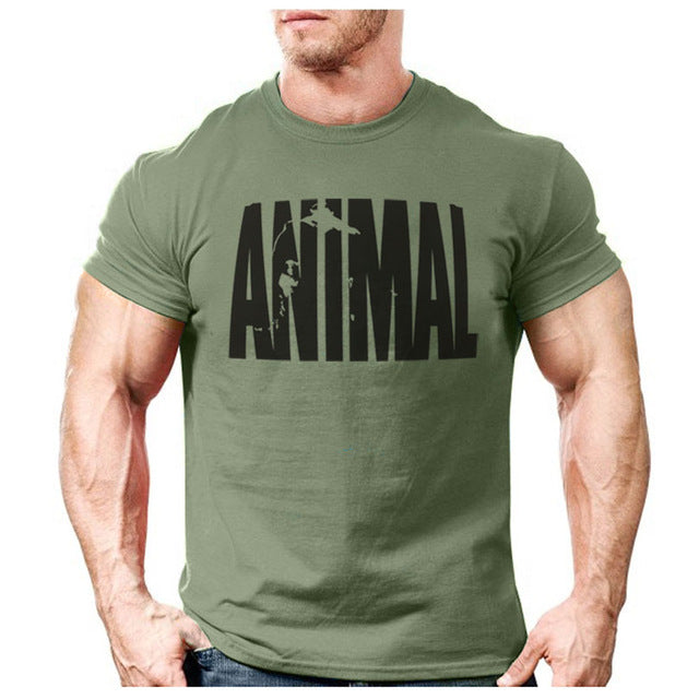Animal Muscle Shirt