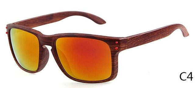 Resemble Wood Sunglasses