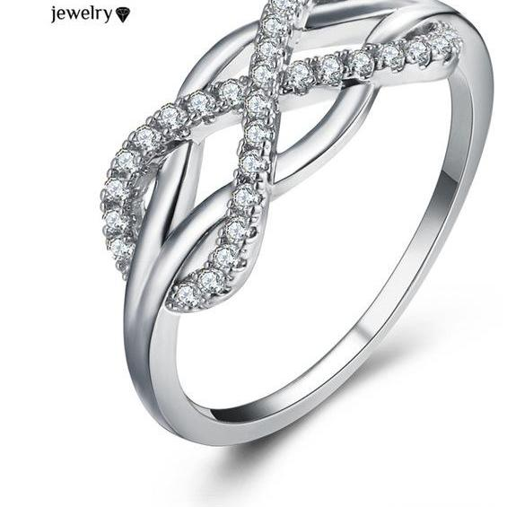 Infinite Diamond Ring