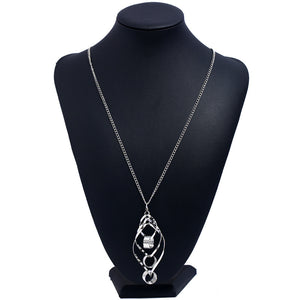 Long Collier Pendant