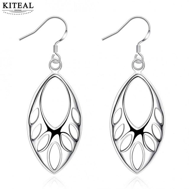 Flower/Tree Leaf Earrings