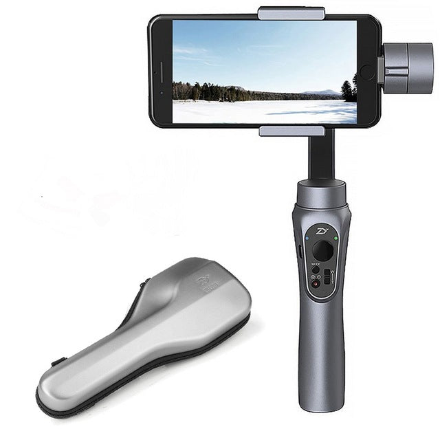 Q 3-AXIS SMOOTH SMARTPHONE VIDEO STABILIZER