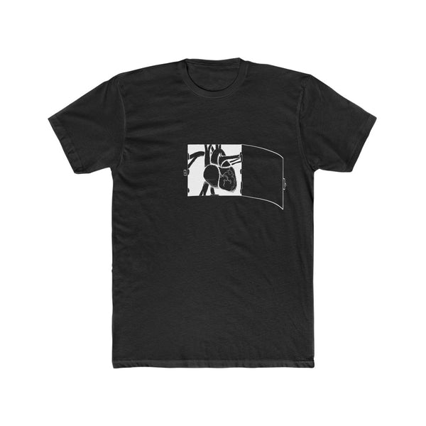 Heart In a Box - Crew Tee