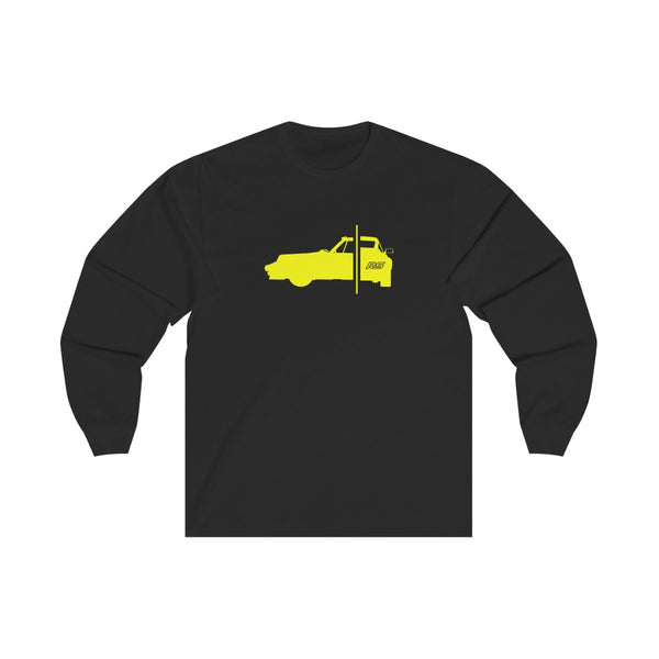 911 RS - RUF Yellow - Long Sleeve
