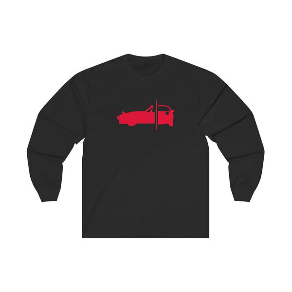 Miata NA - Red - Long Sleeve