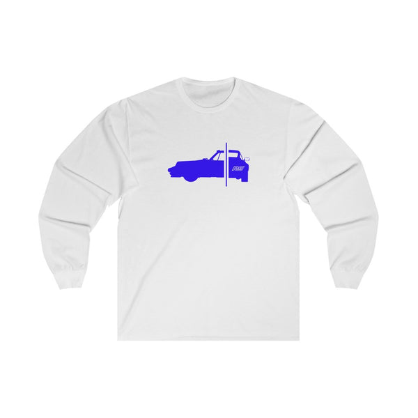 911 RS - Ossi Blue - Long Sleeve