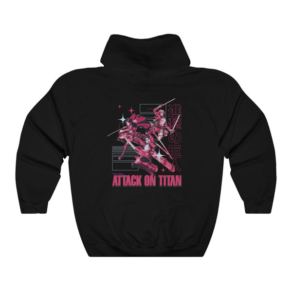 Attack - Hoodie