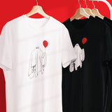 """Ghost Balloon"" - Crew Tee"