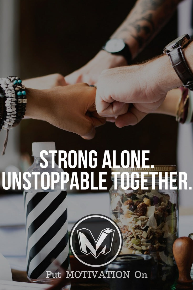 Unstoppable together