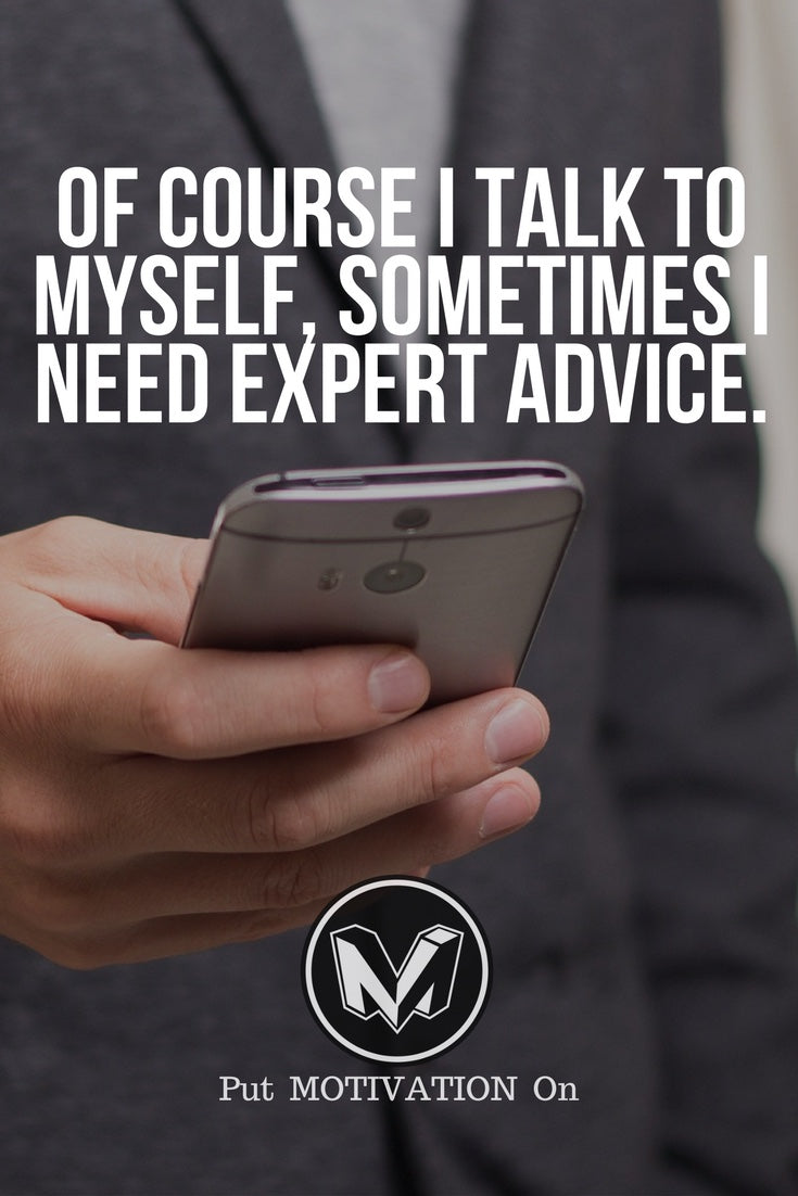 Sometime need expert advice