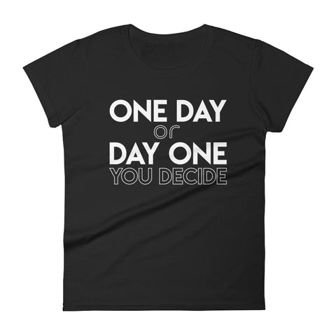 Day One T-Shirt