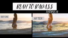 From Blah To Badass. A Lightroom and Photoshop Tutorial.