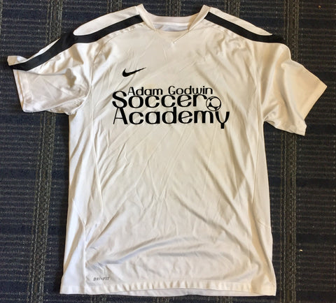 White/Black Nike S/S Shirt