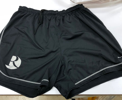 Black Training Shorts (old logo)