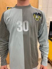Two-Tone Grey GK Jersey