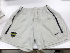 White Training Shorts