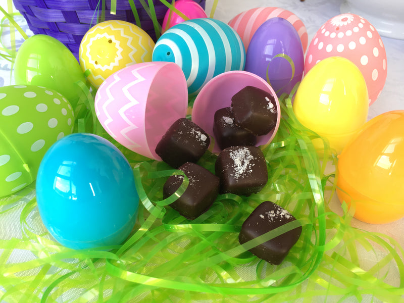 Spring is here and so is our Easter & Spring Chocolate Collection