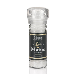 Maine Sea Salt Grinders