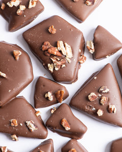 Milk Chocolate Toffee