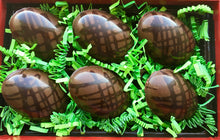 Peanut Butter filled Chocolate Eggs