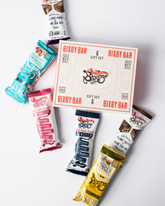 Vegan Bixby Bar Gift Box (6 or 12 bars)