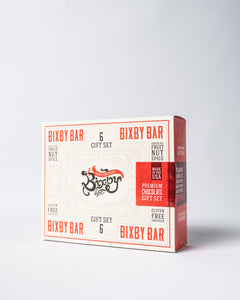 Assorted Gift Boxes of Bixby Bars (6 or 12 bars)