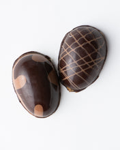 Peanut Butter Ganache Chocolate Eggs