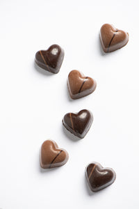 Chocolate Ganache Hearts